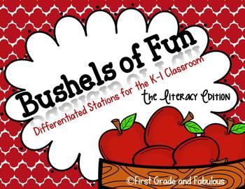 Bushels of Fun-The Literacy Edition