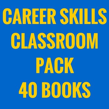 Business, DECA, School to Work Classroom Pack 40 Smile Cus