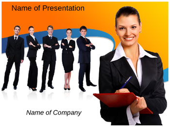 Business Environment PPT Template