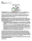Business Management- Organizational Chart- Fun PowerPoint