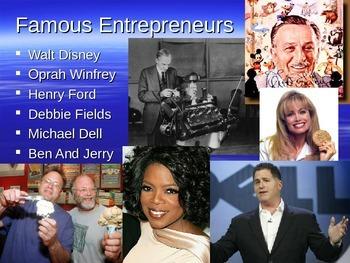 Business Organizations; Starting a Business