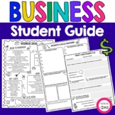Business Think Book- Student Business Planning Guide