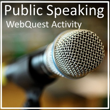 Business and Career Skills - Public Speaking Task Lesson