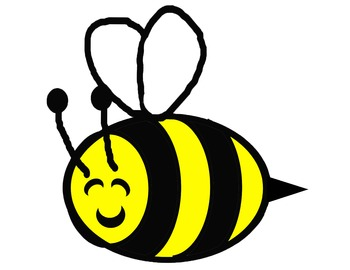 Busy Bee Clip Art .png