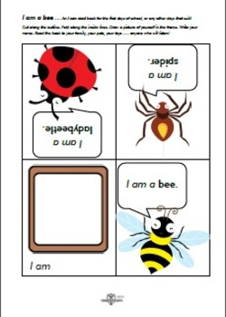 Busy Bees Little Readers and Activities