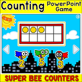 Counting, Sequencing and Subitizing Game - Math Centers Po