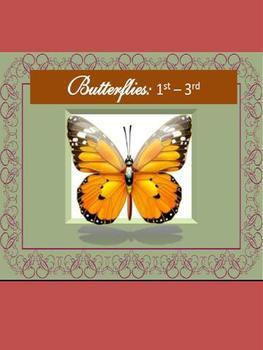 Butterflies 1st - 3rd (Regular)