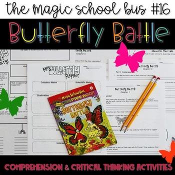 Butterfly Battle Book Companion