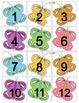 Butterfly Calendar Cards