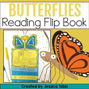 Butterflies Flip Book