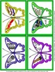 Literacy Center - Butterfly Irregular Plurals -' f' to 'v'