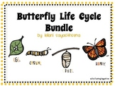 Butterfly Life Cycle Bracelet Packet