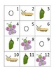 Butterfly Life Cycle Calendar Pieces