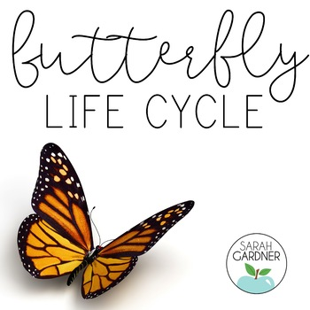 Butterfly Life Cycle Unit