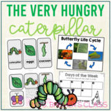 Butterfly Life Cycle and Book Companion