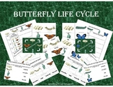 Butterfly Life Cycles and Observations
