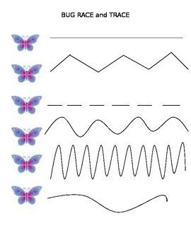 Butterfly Trace