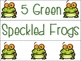 Butterfly and Frog Life Cycle Investigation Journal and Poems