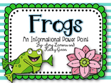 Butterfly and Frogs Power Point