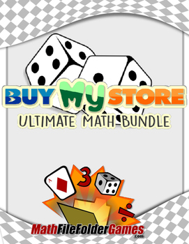 Buy My Store - Math Mega Bundle {SCHOOL SITE LICENSE}