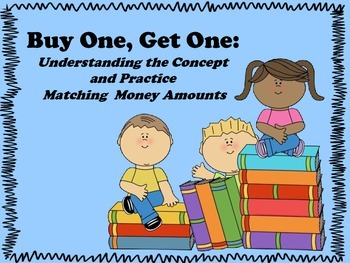 Buy One/Get One:  Understanding the Concept and Matching M