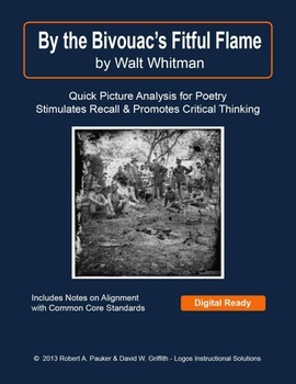 """""""By the Bivouac's Fitful Flame"""" by Walt Whitman: Quick Pic"""
