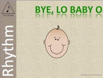Bye, Lo Baby, O – Rhythm Pack