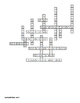 Byzantine Empire, Russia, and Eastern Europe Crossword for