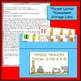 C-V-C Word Building Game - Grasslands Theme