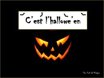 C'est L'Halloween