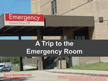 CA Treasures A Trip to the Emergency Room Grade 2 Unit 4 (