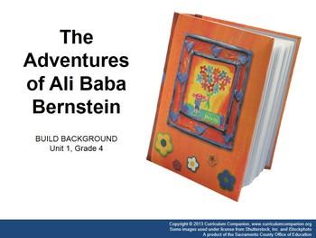 CA Treasures The Adventures of Ali Baba Bernstein Grade 4