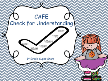 CAFE - Check for Understanding