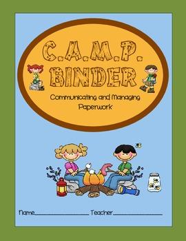 CAMP Binder