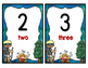 CAMPING THEME: Numbers