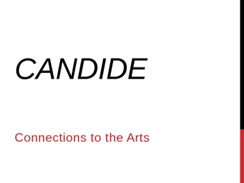 CANDIDE Connections to the Humanities
