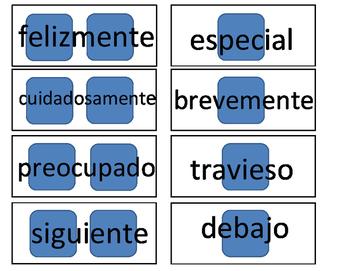 CANDY LAND LEVEL B Spanish