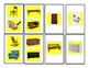 CANDY LAND PICTURE BUNDLE for VOCABULARY (School Items, Fu
