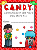 CANDY Theme Binder Covers