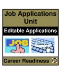 CAREER- COMPLETING JOB APPLICATIONS- SAMPLE APPLICATIONS-
