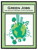 Career Exploration, GREEN JOBS, careers,