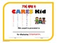 C.A.R.E.S Kid Life Skills Yearly Outline, Teacher Resource