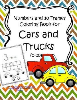CARS AND TRUCKS Numbers