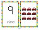 CARS Number Cards