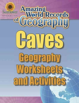 CAVES—Geography Worksheets and Activities