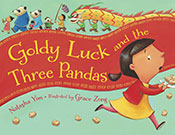 Goldy Luck and the Three Pandas  (eBook)