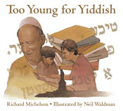 Too Young for Yiddish
