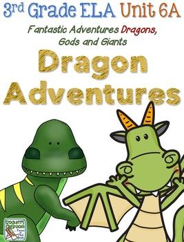 Third Grade Reading, Language, Writintg- Unit 6A, Dragon A