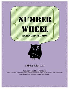 CC First Grade Math: Num. and Base Ten: 1.NBT.A.1: Number