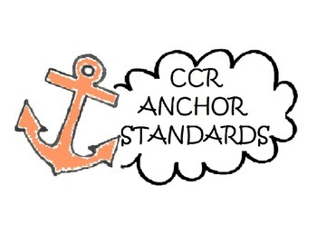 CCR Anchor Standards for Reading & Writing